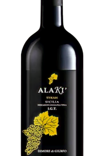 ALAKI' SYRAH I.G.T. TERRE SICILIANE