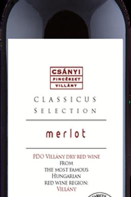 Villányi Merlot Classicus Collection
