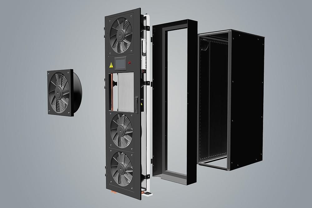 Rack-Kühlgerät