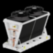 Modular dry cooler