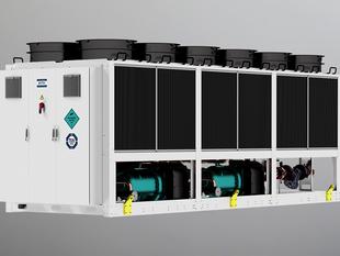 Kaltra verkündet die aktualisierte luftgekühlte Lightstream Screw Kaltwassersatz-Baureihe