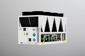 Turbocor Kaltwassersatz