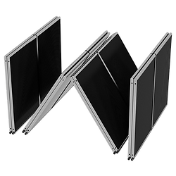 Mikrokanal W-Bank-Design
