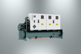 Wassergekühlter Turbocor Kaltwassersatz
