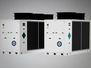 Kaltra stellt ein Sortiment an aktualisierten kompakten Scroll-Kaltwassersätzen vor