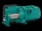 Inverter-driven compressor