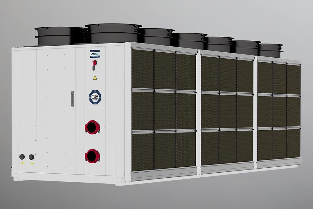 Neuer Hybrid-Flüssigkeitskühler