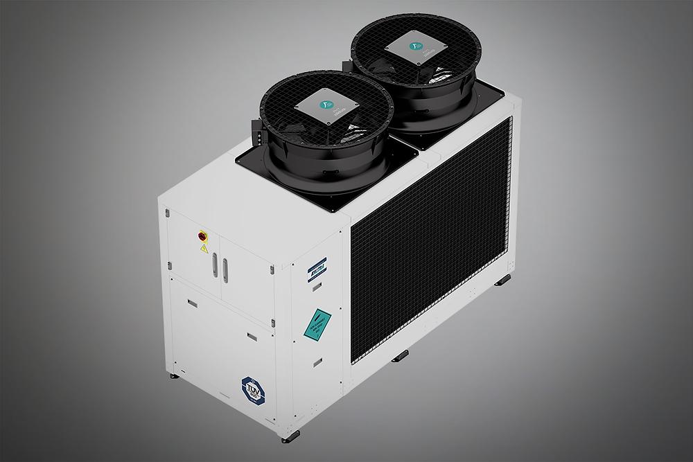 Luftgekühlter Scroll-Kaltwassersatz
