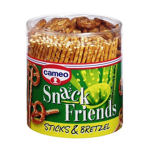 Cameo Snack Friends Sticks & Bretzel 300g