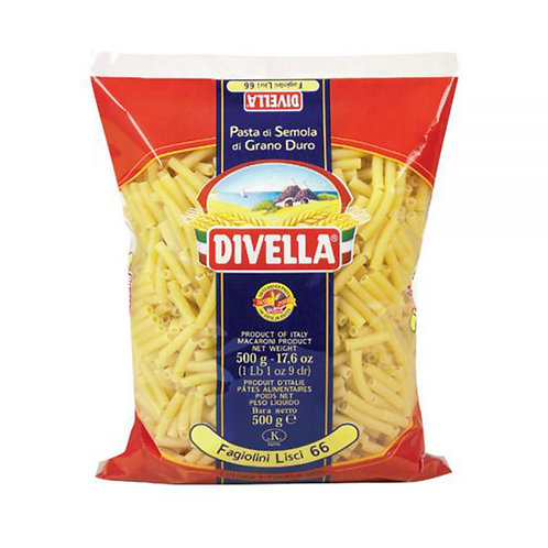 Divella Fagiolini Lisci Nº66 500gr