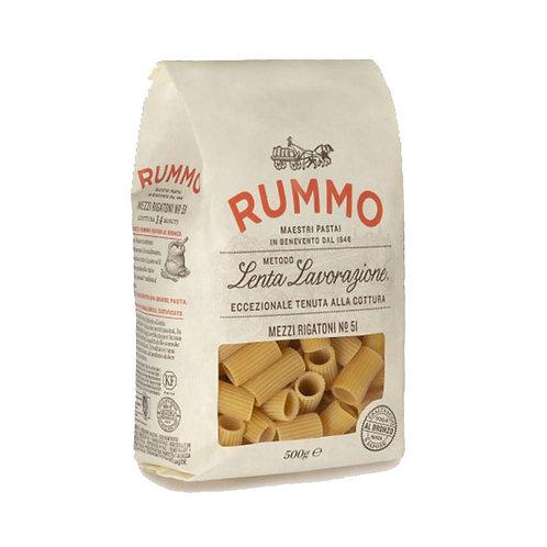 Rummo Mezzi Rigatoni Nº51 500g