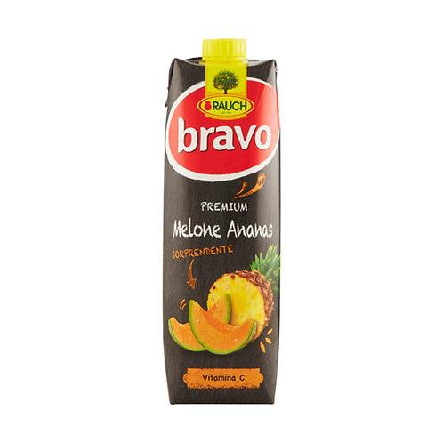 Bravo Succo Premium Melone Ananas zumo 1L