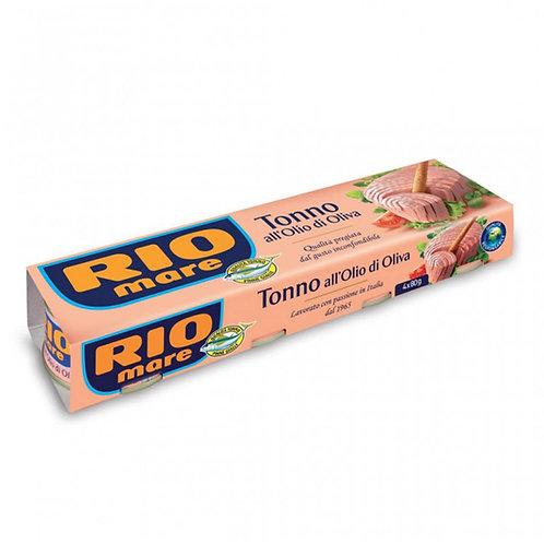 Rio Mare Tonno all'Olio di Oliva 3x120g