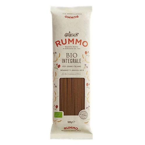 Rummo Bio Integrale Spaghetti Grossi Nº5 500gr