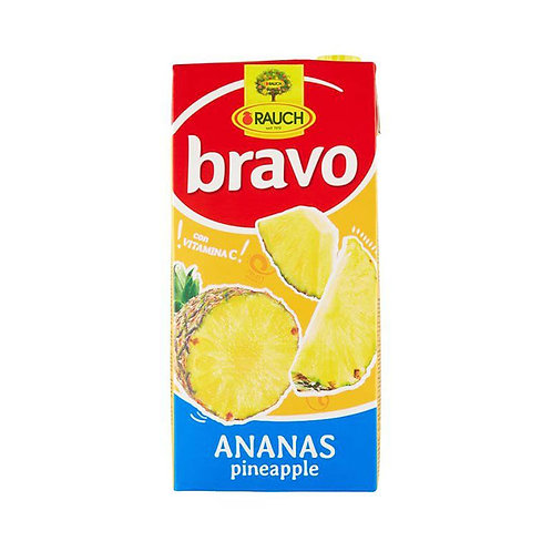 Bravo Ananas zumo 2L