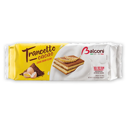 Balconi Trancetto Cacao Pack 10 280g
