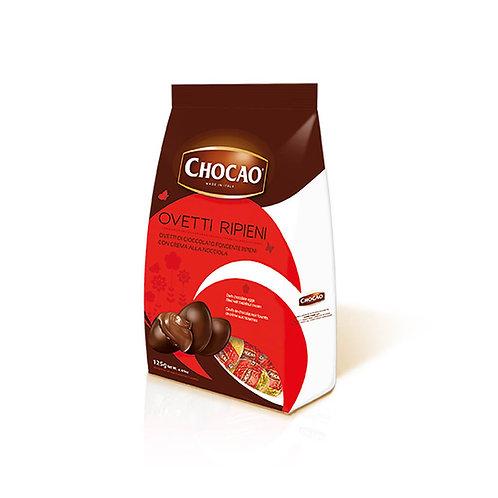 Chocao Ovetti Ripieni con Crema alla Nocciola 125g