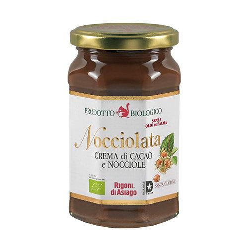 Rigoni Nocciolata Bio Crema di Cacao e Nocciole bio 270g