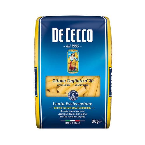 De Cecco Zitone Tagliato Nº20 500g