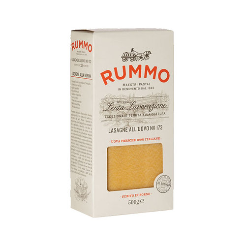 Rummo Lasagne All'Uovo Nº173 500gr