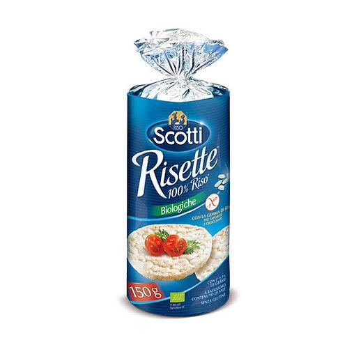 Scotti Risette Bio sin gluten vegano 150g