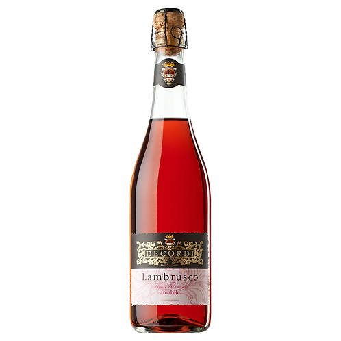 Lambrusco Decordi vino 750ml