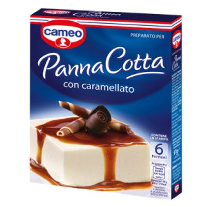 Cameo Panna cotta con caramellato 97g