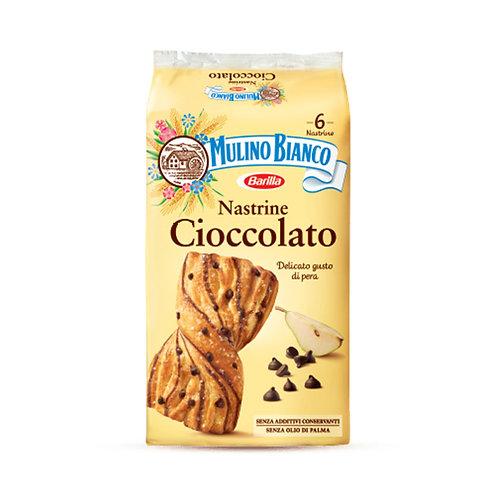 Mulino Bianco Nastrine Cioccolato 240gr