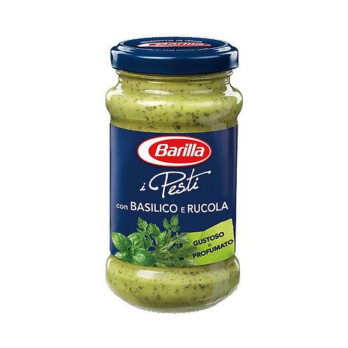 Barilla Pesto con Basilico e Rucola 190gr