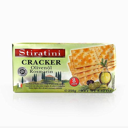 Stiratini Cracker Oliveñol Rosmarin 250g