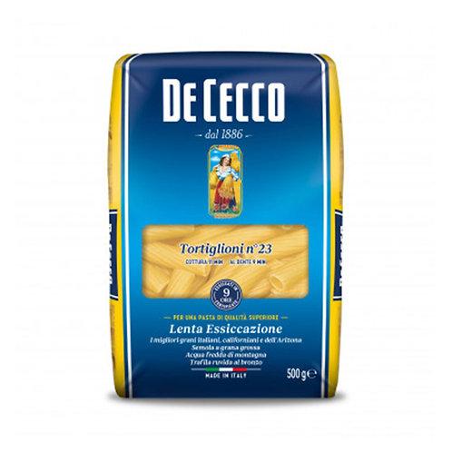 De Cecco Tortiglioni Nº23 500gr