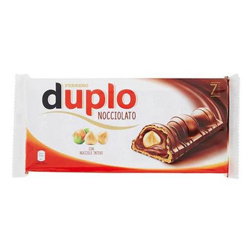 Ferrero Duplo Nocciola Pack x7 182g