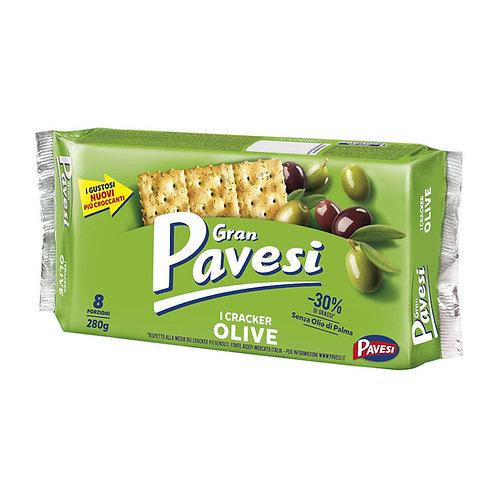 Pavesi Cracker Olive 280g