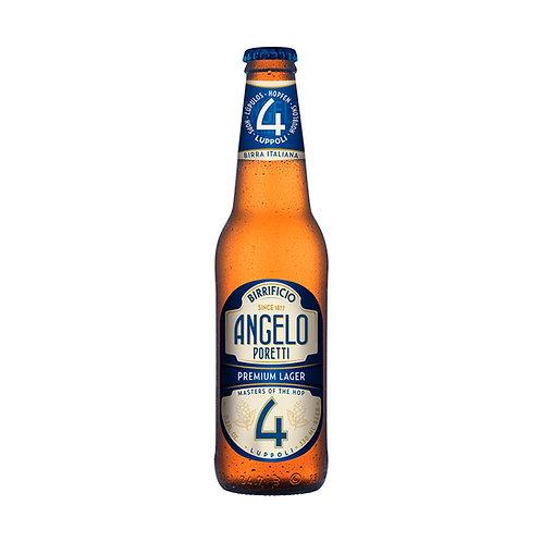 Birrificio Angelo Poretti 4 Premium Lager cerveza 330 ml