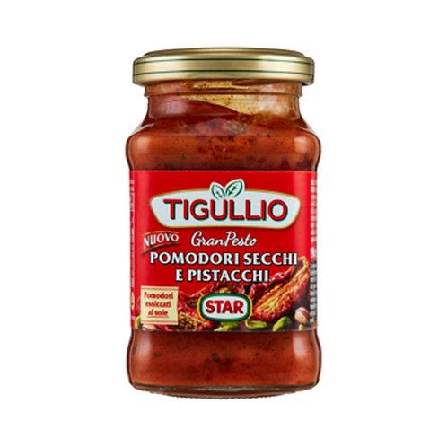 Tigullio Gran Pesto Pomodori Secchi e Pistacchi 190gr