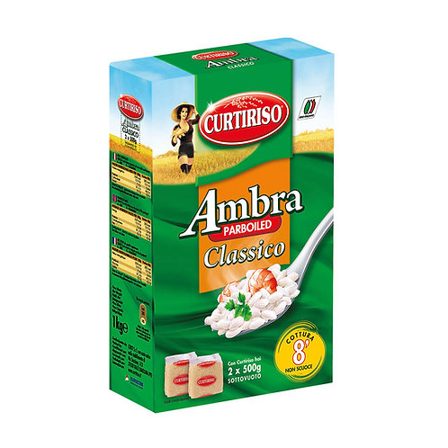 Curtiriso Ambra Parboiled Classico 1kg