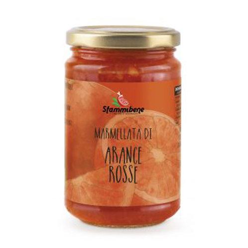 Stammibene Marmellata Arance Rosse 360gr