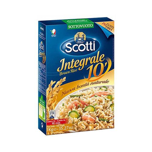Scotti Riso Integrale 1kg
