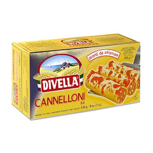 Divella Cannelloni Nº84 250g
