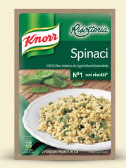 Knorr risotteria risotto agli spinaci 175 gr