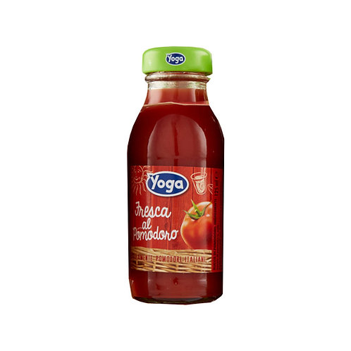 Yoga Fresca al Pomodoro Succo zumo 125ml