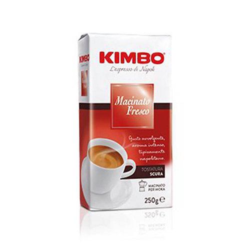 Kimbo Cafe Macinato Fresco 250g