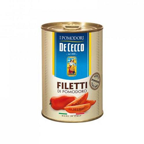 De Cecco Filetti di Pomodoro 400g