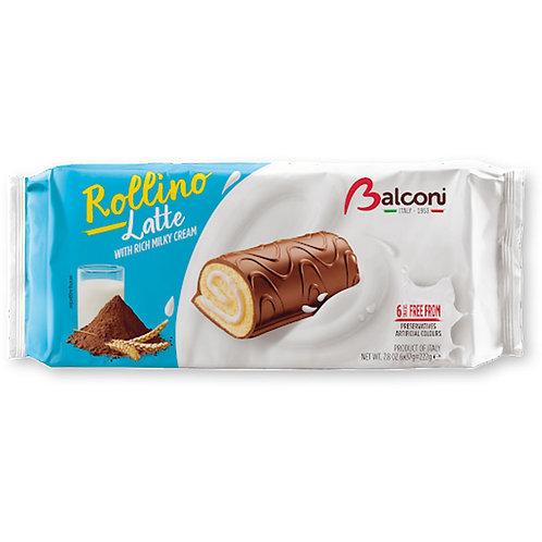Balconi Rollino Latte x6 222g