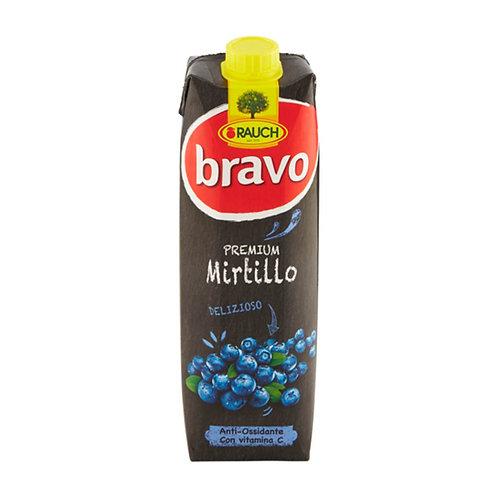 Bravo Succo Premium Mirtillo zumo 1L