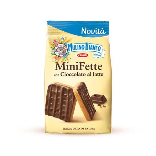 Mulino Bianco MiniFette Cioccolato 110gr