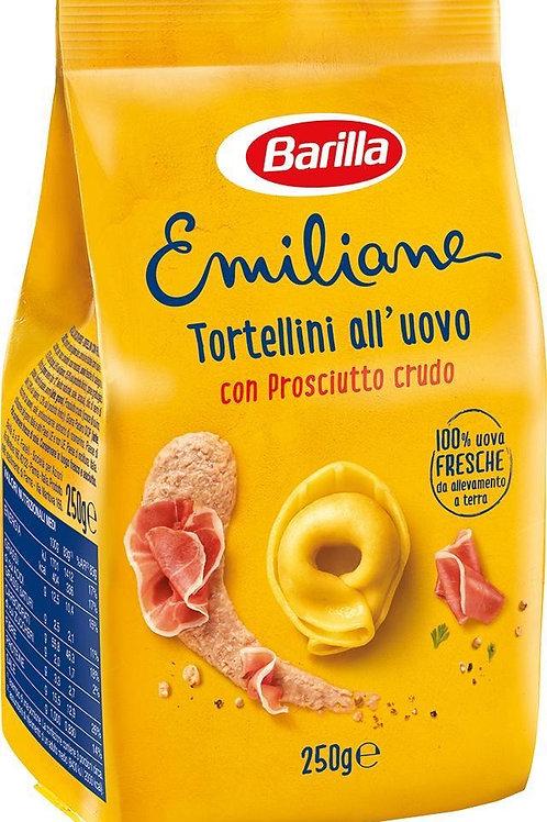 Barilla emiliane tortellini prosciutto crudo 250 gr