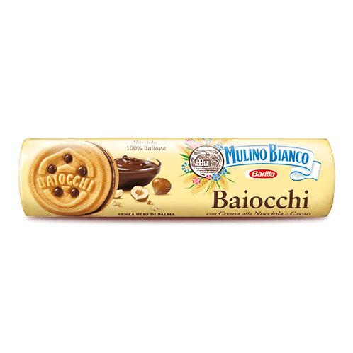 Mulino Bianco Baiocchi Tubo 168gr