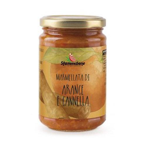 Stammibene Marmellata Arance e Cannella 360gr