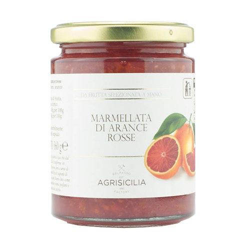Agrisicilia Marmellata di Arance Rosse 360g